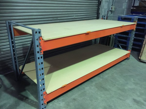 Strong Workbench 2.7m long x 1100mm deep